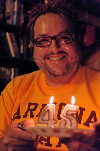 Philip's 45th