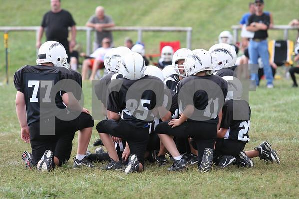 LLF-JR-Lexington Raiders vs Odessa Chargers 10-6-07 Part 2 of 2