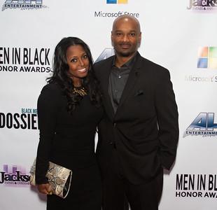 Men In Black Honors Award