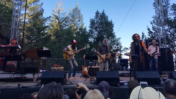 Phil Lesh and Friends, with Bob Weir and Jim James - Sound Summit 2017