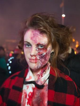 Halloween im Prater