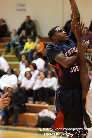 02-13-2012 Damascus HS vs Thomas Johnson HS Varsity Boys Basketball, Photos by Jeffrey Vogt Photography