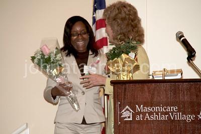 Masonicare - Nightengale Nurse Recognition - April 23, 2011