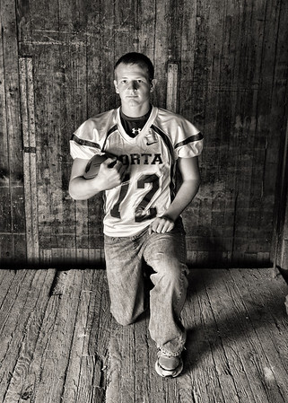 Dallas Senior 2014 {Porta Highschool)