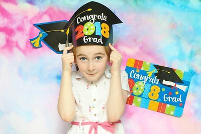 Emma Kindergarten Graduation 2018