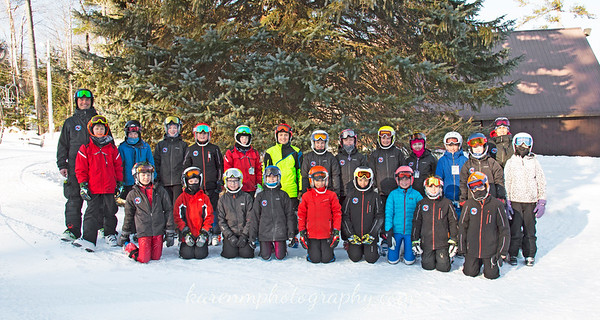 Pats Peak Ski Team 2017-2018