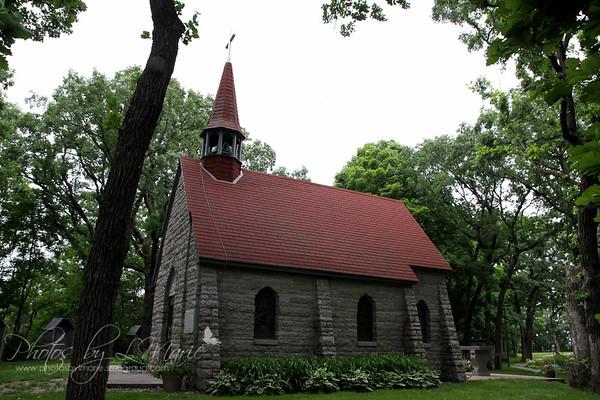 Assumption Chapel - Cold Spring, MN