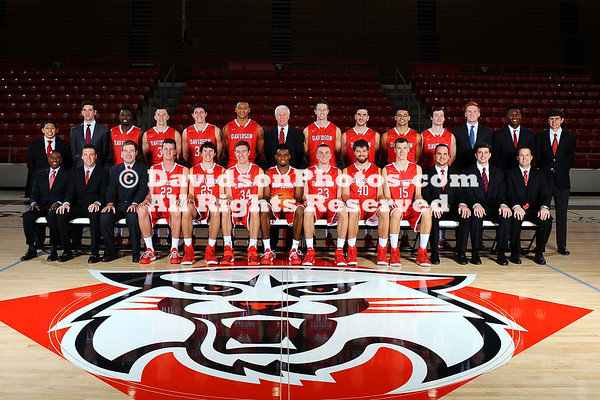 2014-15 MBB Team Pictures
