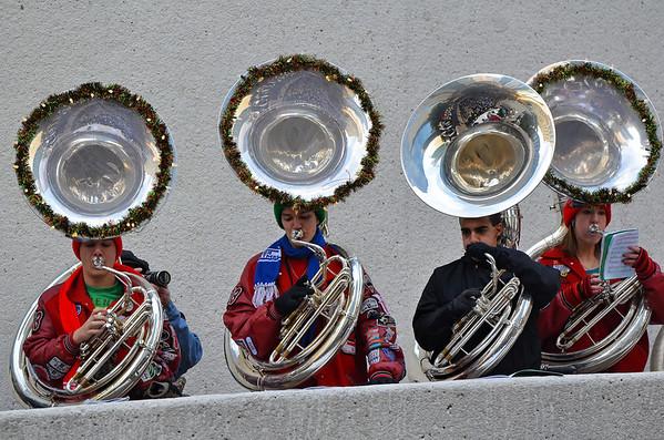Tuba Christmas 2012