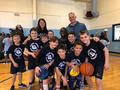 Boys 2018 Grade 3 and 4 team