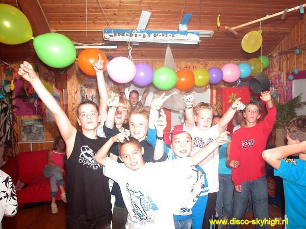 20050826 Verjaardagsfeestje in Nieuwegein