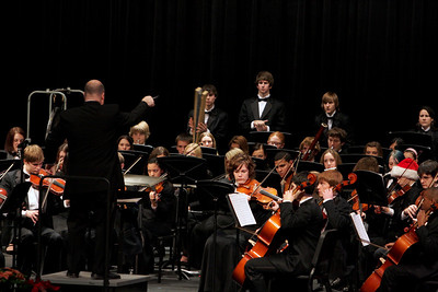 2007, December Holiday Concerts