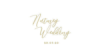 20.03 The Nutmeg Wedding
