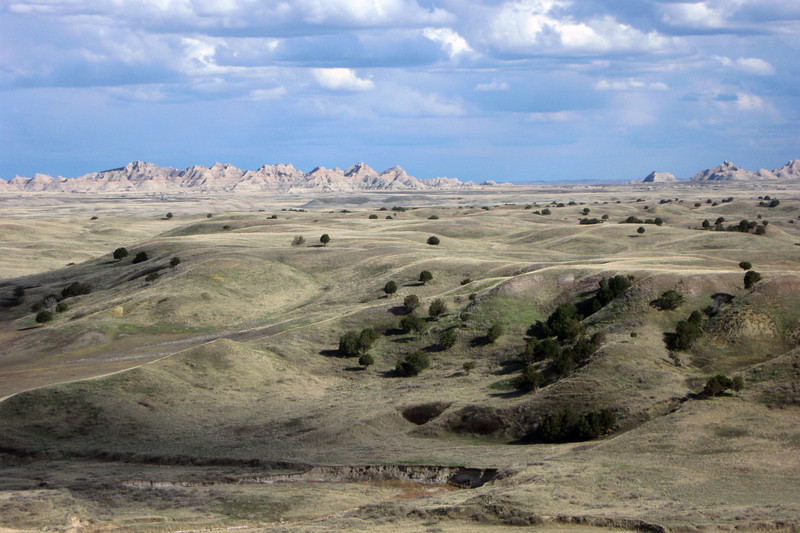 Badlands National Park - White Butte  (2.0 miles; d=2.50)