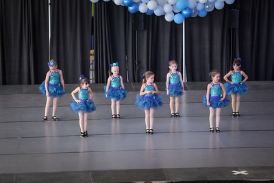 4-6 Year Old Tap Combo Shake Your Tailfeather