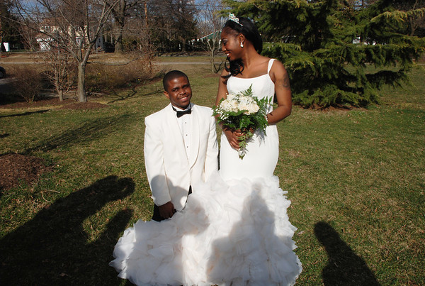 MUSH & JEROMEY NELSON - Wedding