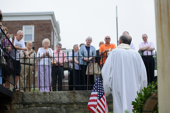 Sunday Memorial Day Ceremony - Fitchburg