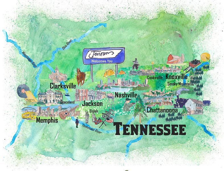Tennessee Photo Slideshows