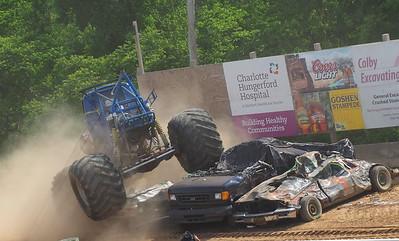 CT, Goshen - Goshen Stampede - Monster Truck Mania