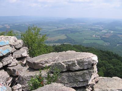 Lydia - Appalachian Trail '08