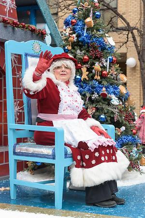 Toronto Santa Claus Parade 2016