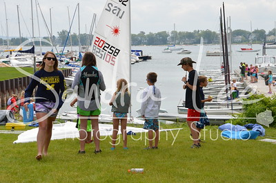 2013 Little Traverse Sailors Sailing School - Harbor Springs - Week of June 24 PM