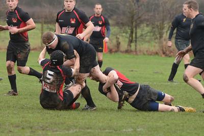 Atherstone XV v Alcester jan 2014