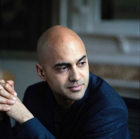 ". This undated photo provided by the Pulitzer Prize Board shows Ayad Akhtar, who was awarded the 2013 Pulitzer Prize for Drama for his work ""Disgraced\"", announced in New York, Monday, April 15, 2013. (AP Photo/Pulitzer Prize Board)"