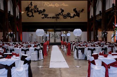 Alecia & Rickey Jr. Wedding - Details