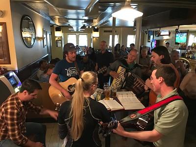 Beer & Hymns GR - 4/25/2017