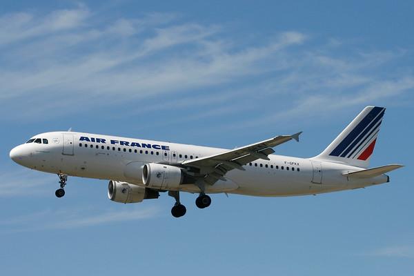 F-GFKX - Airbus A320-211