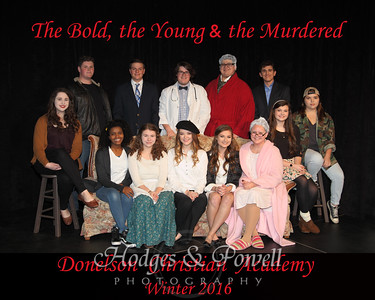 The Bold, The Young, and the Murdered