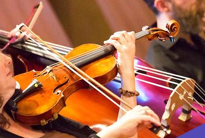 St. Cecilia Chamber Music Society rehearsal: 05/05/2014