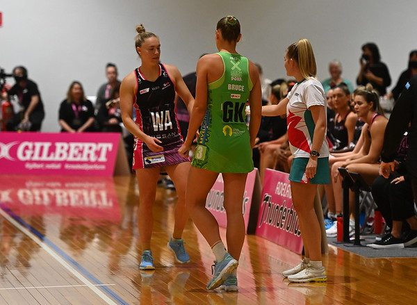 Mighty Murray Clash Adelaide  v West Coast Fever Game Time