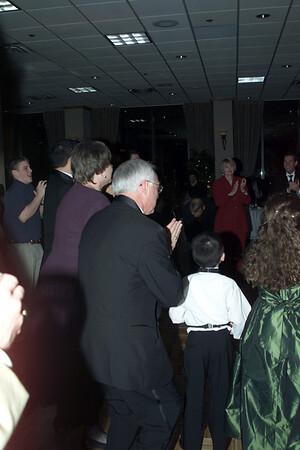 2001/01/20 - Jeff Pettit Wedding
