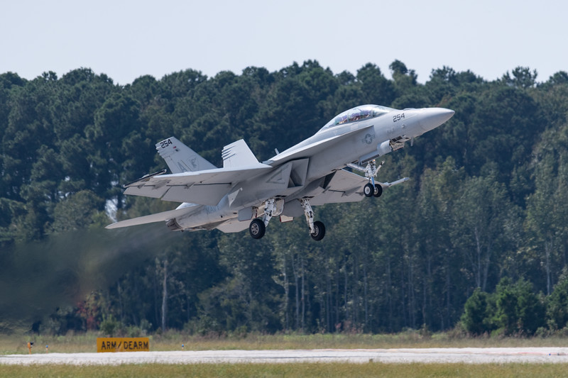 Super Hornet Tactical Demonstration