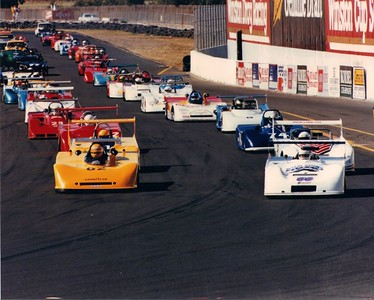 1993, Sears Point, Sports Racer Revival