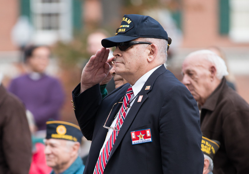 Ridgewood Veterans Day 2014