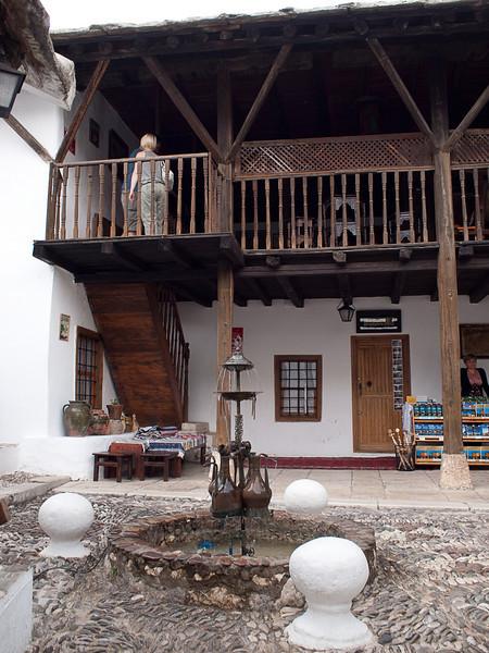 Turkish House in Mostar