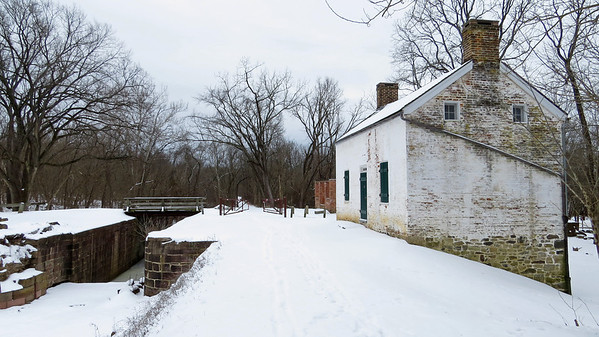 C&O Canal Association Continuing Hike Series_Edwards Ferry  1/25/2014