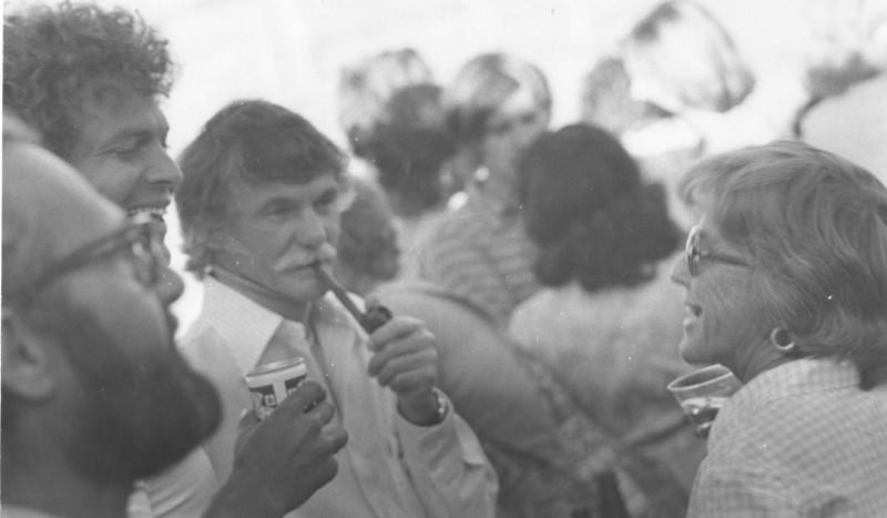 Herb Gold, Jon Palmer, John Upton, Anne Perlman. 1974.