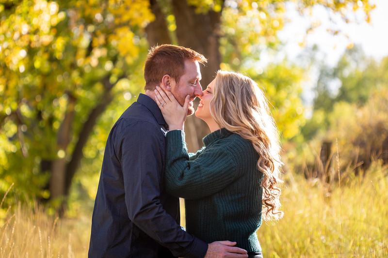 Heather + Tyler Engagement