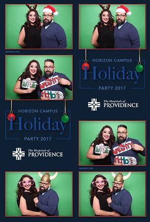 Providence Horizon Campus Holiday Party
