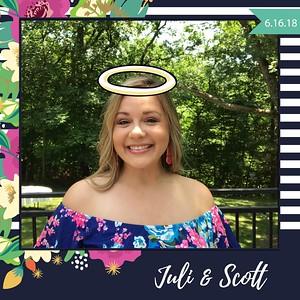 Juli + Scott Wedding