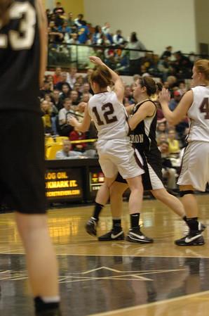 WMHS Girls Basketball States 2008