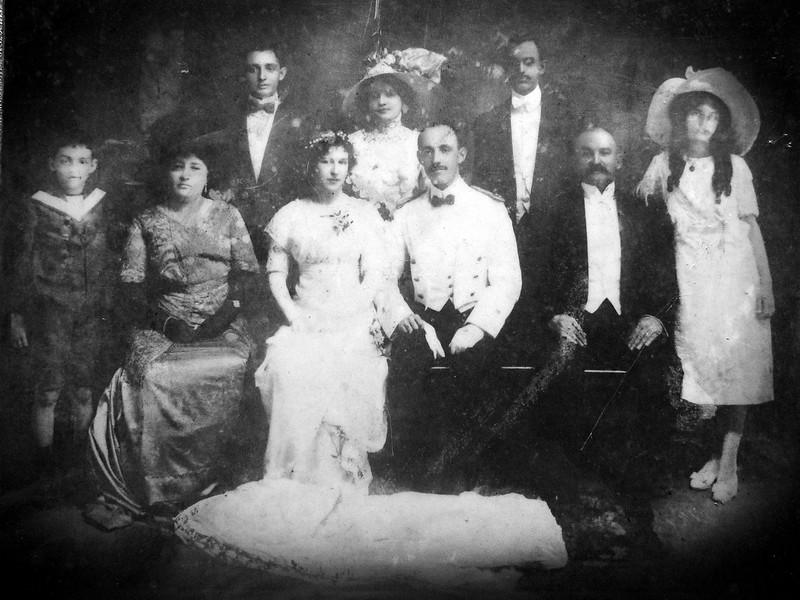 Tia Manolita's Wedding Day