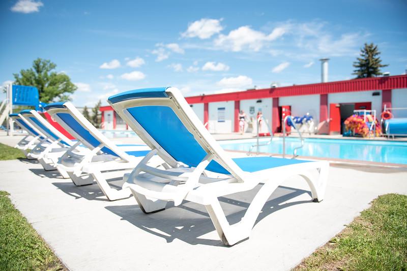Alexandra Outdoor Pool - viewing area