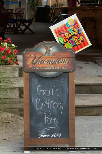 Geri Pomerantz's Birthday Celebration