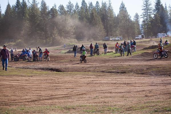 Muddy Butt Races | 2015