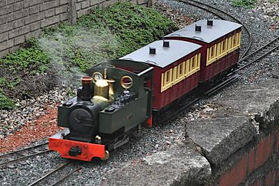 Butterley Garden Railway